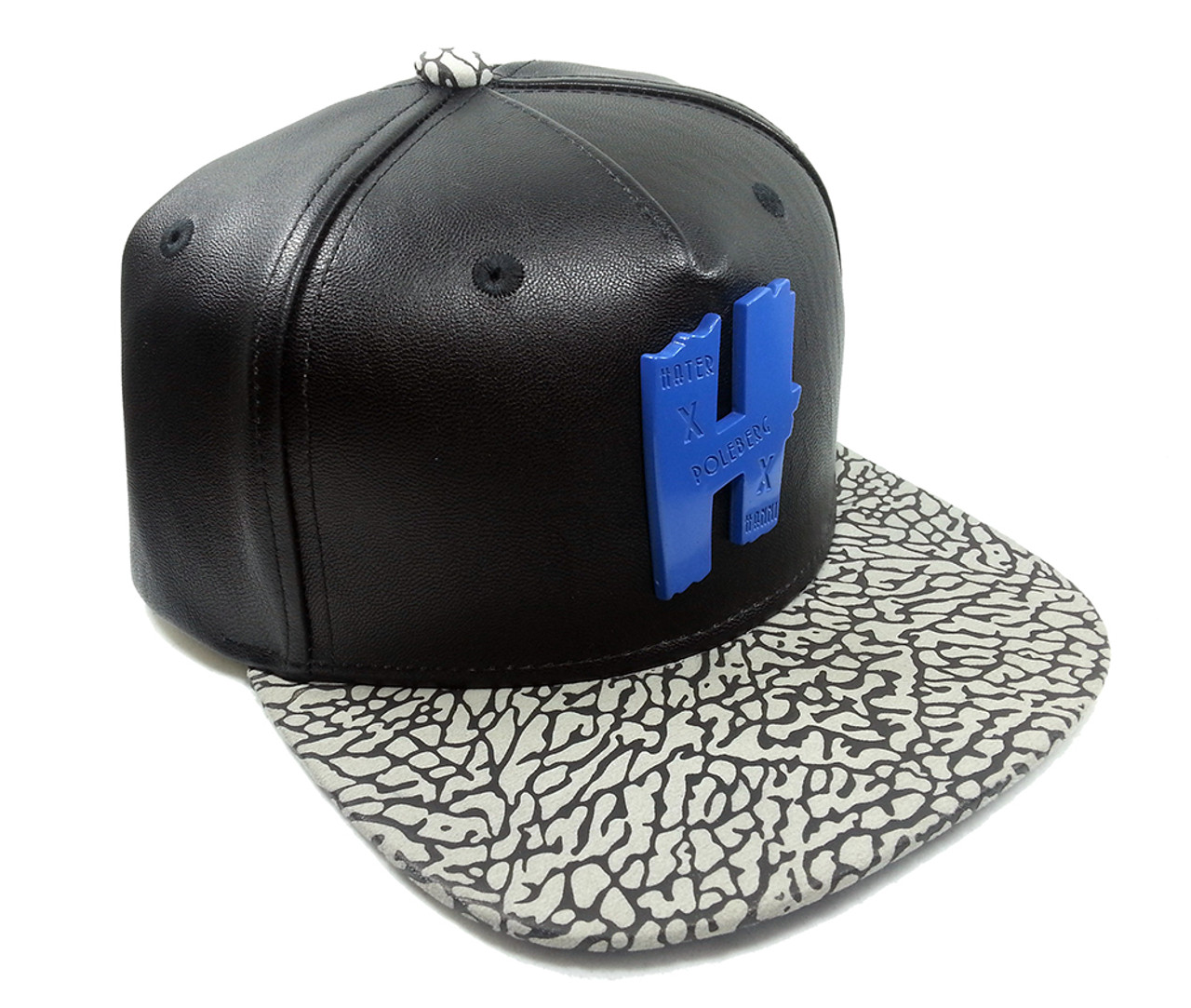 ed2bae32226 HATer Snapback X Poleberg x Hanni Collab Hat Cap - HAS Style