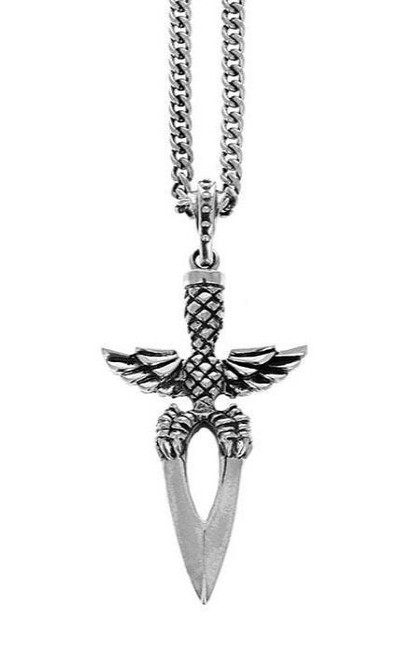 King Baby Studio Armor Collection Talon Dagger Pendant K10-6510