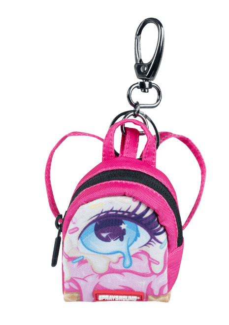 Sprayground Left Eye Scream Keychain *limited edition*