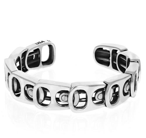 King Baby Studio Over layered Pop Top Cuff Bracelet K40-4007