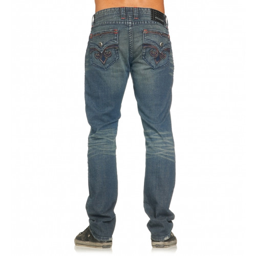 Affliction Jeans Men's Gage Hero Formula Wash 110SK004