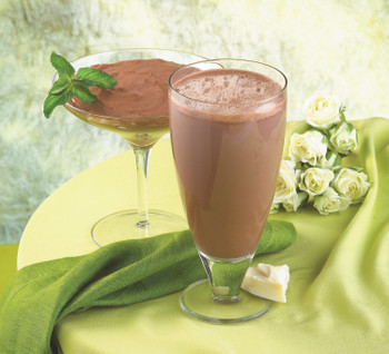 Nutrimed Chocolate Mint Meal Replacement Shake and Pudding