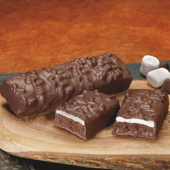 Dark Chocolate S'mores Bar