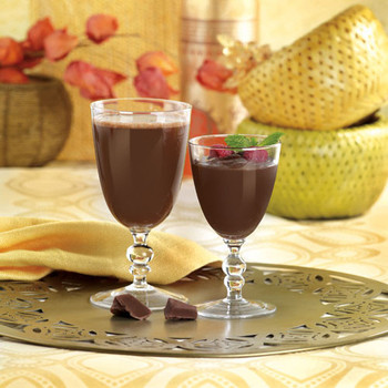 Skinny Delight Nutrimed Dark Chocolate Shake and Pudding Mix