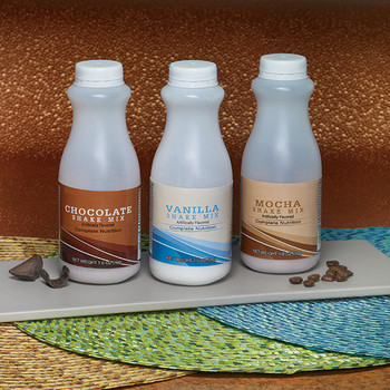 Vanilla Shake Shake Powder in a Bottle weight loss protein shake. Great for patients on low calorie, low carb diets or bariatric programs.