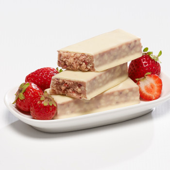 Bariatrix Nutrition Proti VLC Strawberry Shortcake Weight Loss Protein Bariatric Meal Replacement Bar.