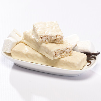 Fluffy Vanilla Crisp Bariatrix Nutrition Weight Loss Diet Meal Replacement Protein Bar