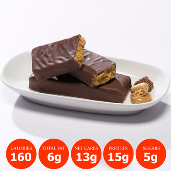 Bariatrix Nutrition Peanut Butter Cup Meal Replacement Proti Bar