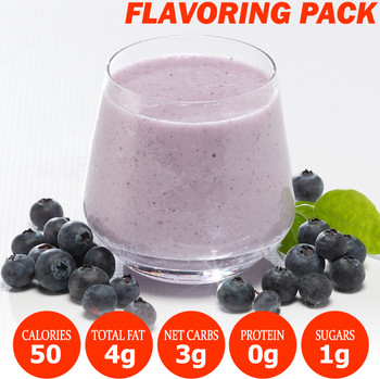 Bariatrix Nutrition Proti VLC Blueberry Smoothie Flavor Pack