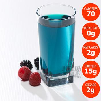 Bariatrix Nutrition Blue Raspberry Proti 15 Proti Concentrate