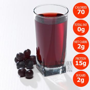 Bariatrix Nutrition Grape Proti 15 Proti Concentrate