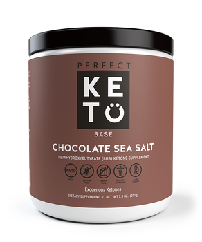 Perfect Keto Chocolate Base - Keto Diet