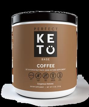 Perfect Keto Coffee Ketone Base - Keto Diet