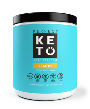 Perfect Keto Perform Pre-workout, mental energy, energy supplement