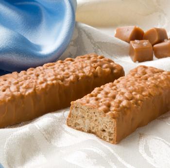 HealthWise Divine Caramel and Sea Salt Bar