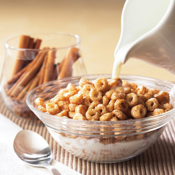 Cinnamon Cereal with a hint of Vanilla
