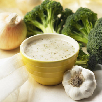 HealthWise Cream of Broccoli Meal Replacement Weight Loss Soup