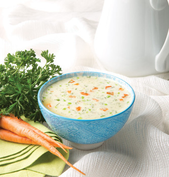 HealthWise Cream of Chicken with Vegetables