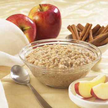 HealthWise Apples and Cinnamon Oatmeal