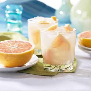 Grapefruit Fruit Drink