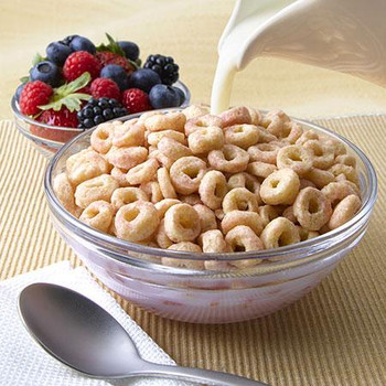 Health Wise Mixed Berry Cereal