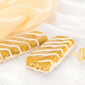 HealthWise Lemon Cream High Protein and Fiber Bar