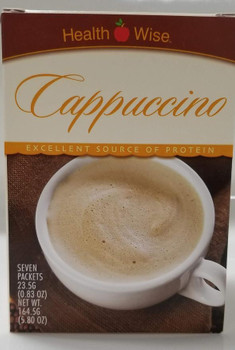 Health Wise Cappuccino
