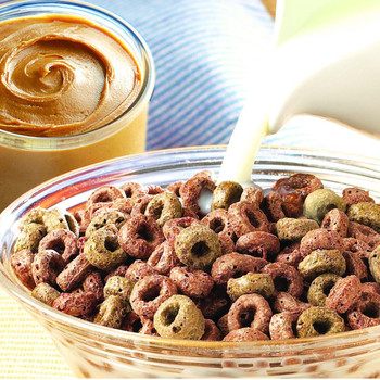 Health Wise Chocolate Peanut Butter cereal
