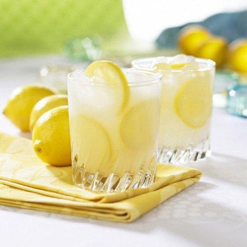 Health wise lemonade