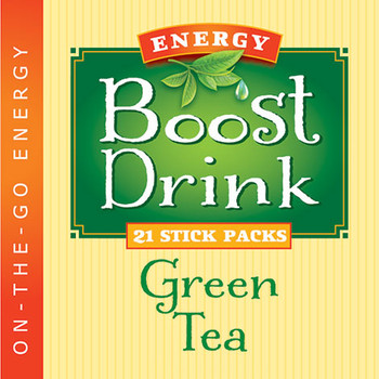 Green Tea Boost Drink