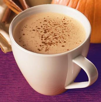 HealthWise Pumpkin Spice Latte