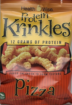 HealthWise Protein Pizza Krinkles