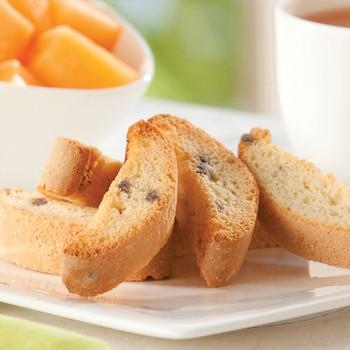 Almond Chip Biscotti