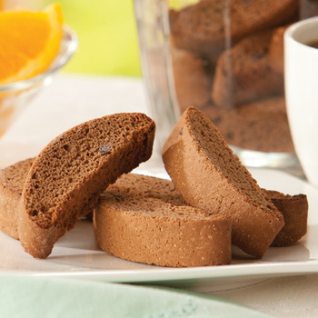 Chocolate Fudge Biscotti