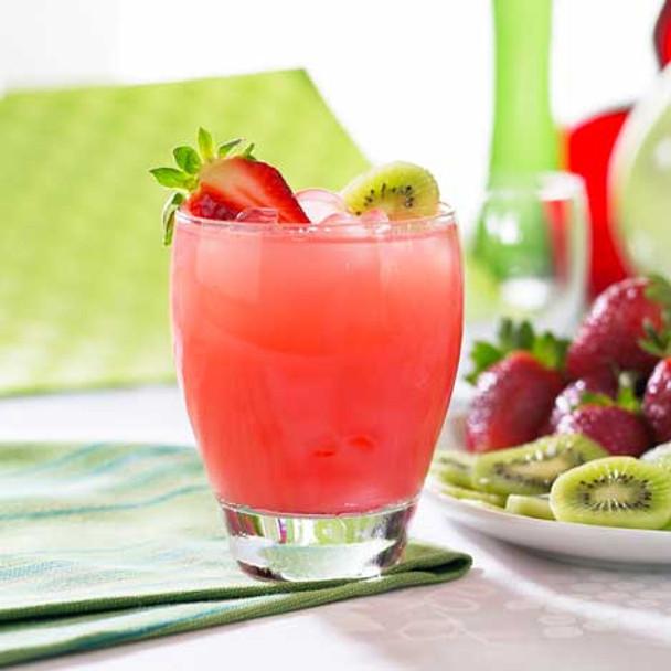 HealthWise Strawberry Kiwi Fruit Drink