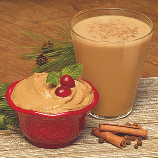 Gingerbread Cookie Shake and Pudding Mix