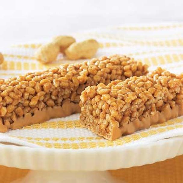 Health Wise Crispy Peanut Butter Bar