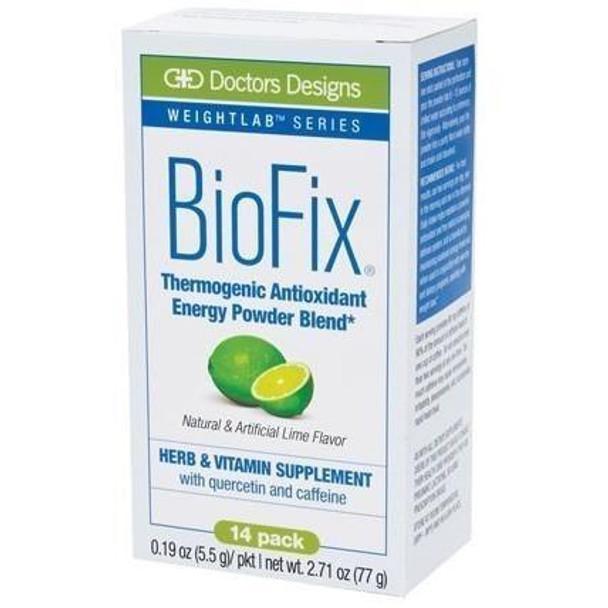 BioFix Lemon Energy Drink