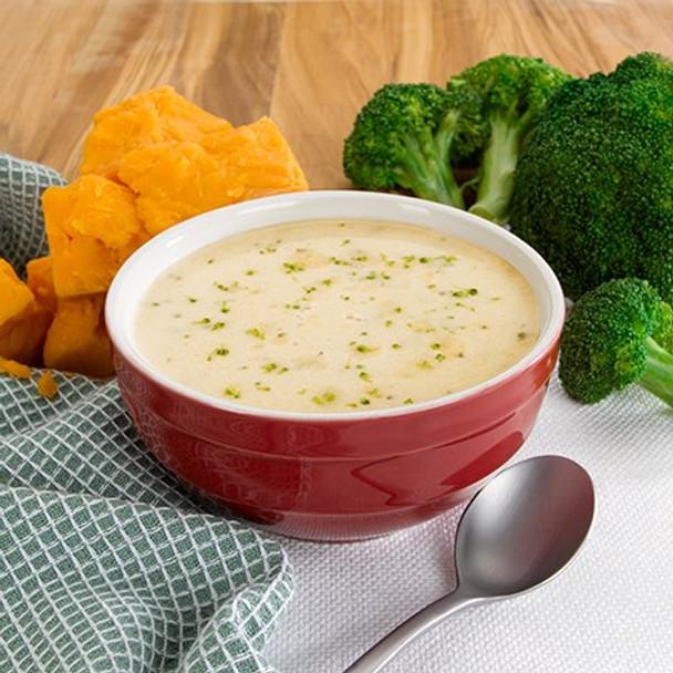 Health Wise Broccoli Cheddar Soup
