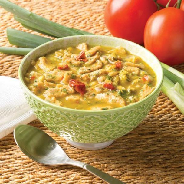 HealthWise Vegan Chicken Curry