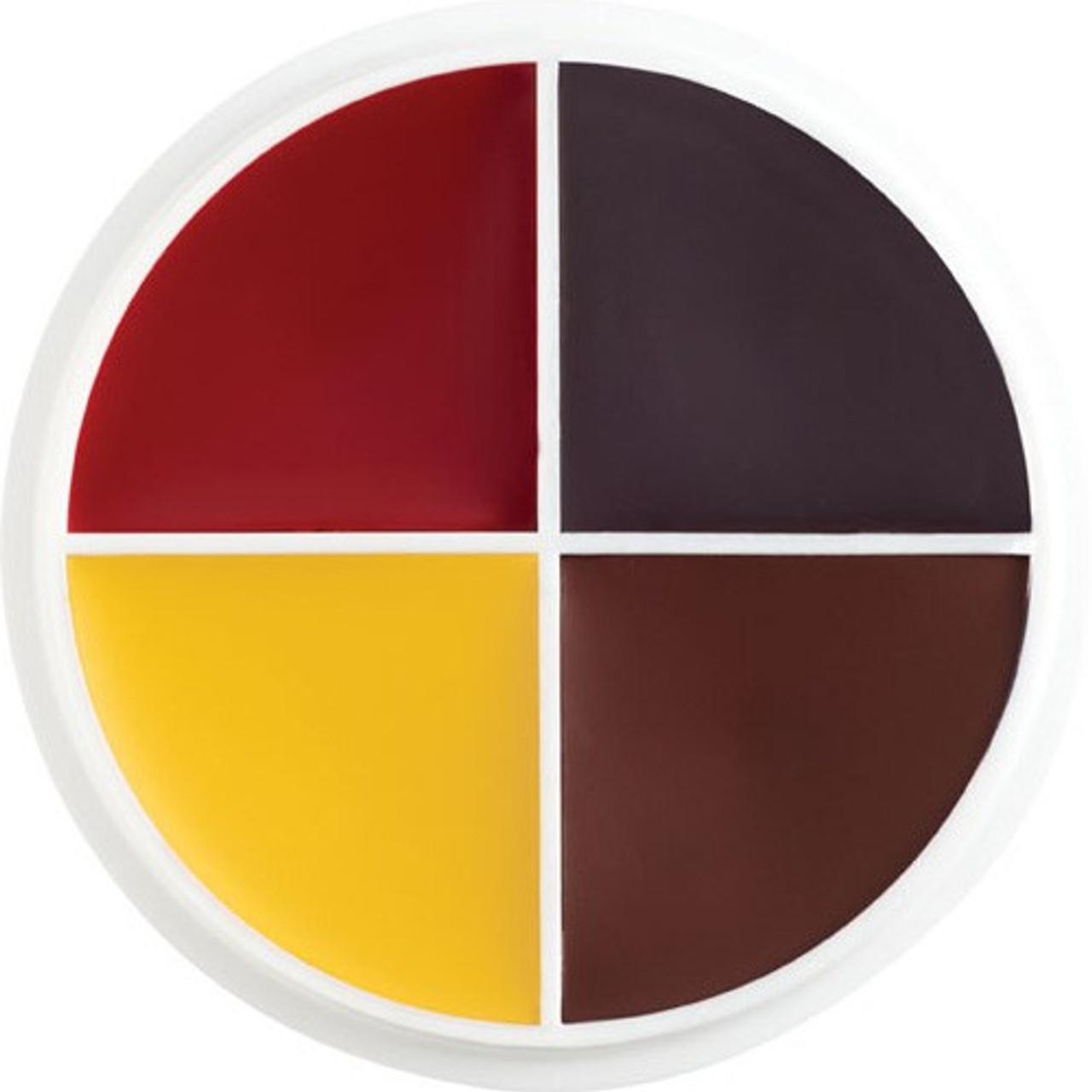 Ben Nye Bruise Abrasions F X Color Wheel 0 5 Oz