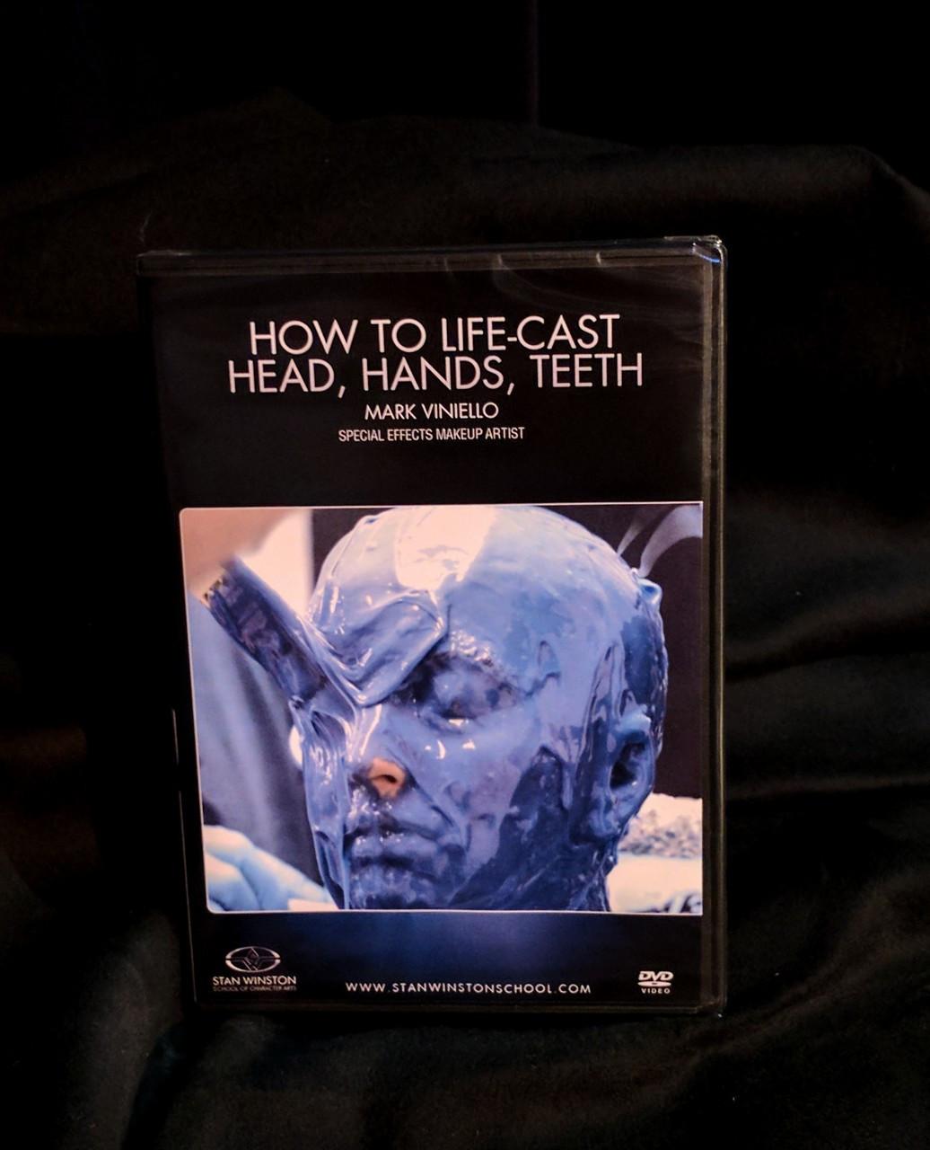 How To Life-Cast - Head, Hands & Teeth