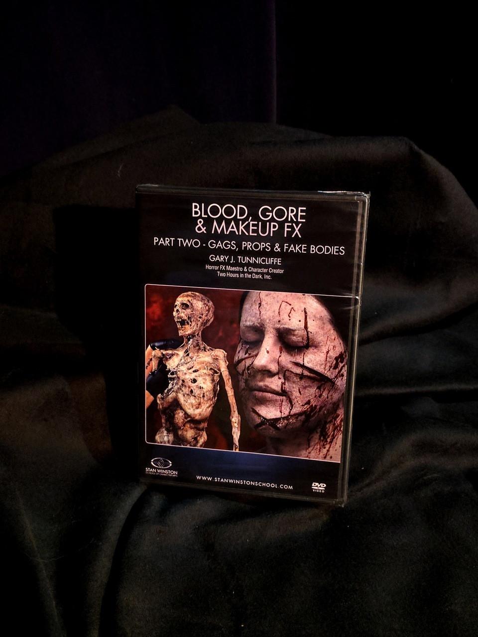 Blood Gore Makeup Fx Part 2 Pnta - Gore-makeup