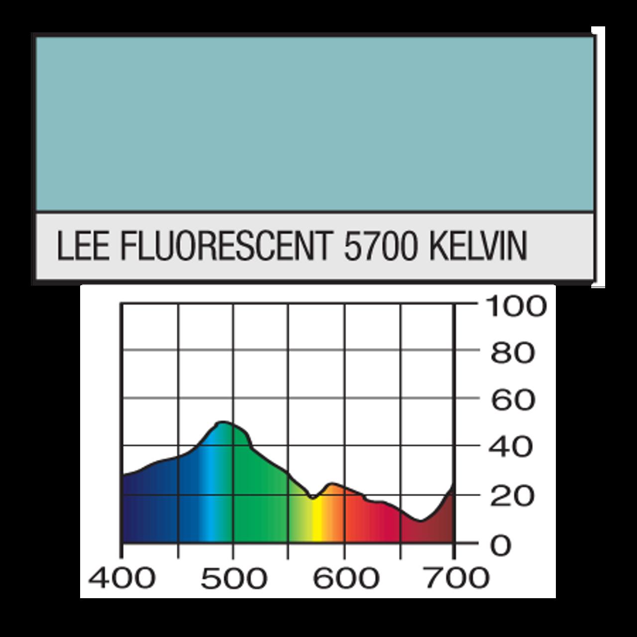 LEE Filters 241 Fluorescent 5700K