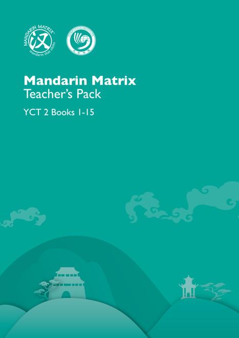 YCT 2 Teacher's Pack