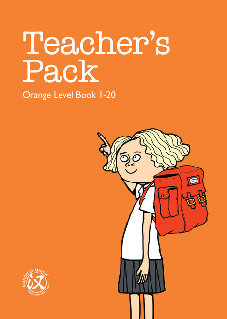 Theme Based Readers Orange Level Teacher's Pack