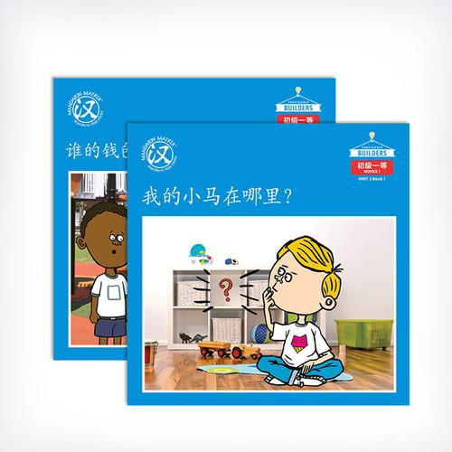Novice 1: Dual Language Immersion Proficiency Builders