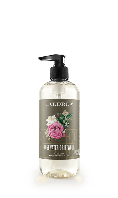 Rosewater Driftwood Hand Soap
