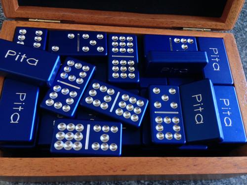 Blue Onyx Double 9