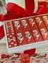 Rose dominoes, red dominoes, dominoes, metal dominoes, aluminum dominoes